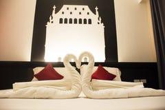 Dekorations-Innenraum der Eleganzschlafzimmer-Butikenart lizenzfreies stockbild