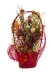 Dekorationsblumenblumenstrauß Lizenzfreies Stockfoto