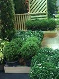 Dekorationsgarten Lizenzfreie Stockfotografie