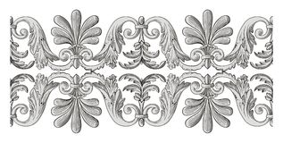 Dekorationvektor Lizenzfreies Stockfoto