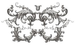 Dekorationvektor stock abbildung