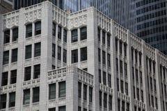 Dekorativ arkitektur överst som bygger så royaltyfri foto