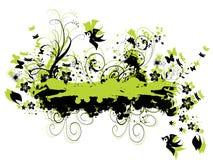 dekorativ bakgrund Royaltyfri Foto