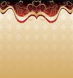 dekorativ bakgrund Royaltyfri Fotografi