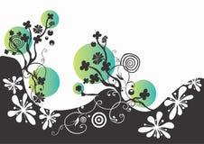 dekorativ bakgrund Arkivfoton