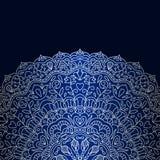 Dekorativ bakgrund för vektortappning Royaltyfria Bilder