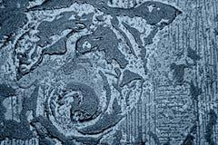 Dekorativ bakgrund med tredimensionell abstrakt textur av Royaltyfri Foto