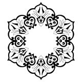 Dekorativ bakgrund trettiosju Royaltyfria Bilder