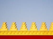Dekorativ beståndsdel av den gamla arabiska väggen Royaltyfria Foton