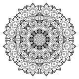 Dekorativ beståndsdel för design dekorativ elementtappning Royaltyfri Bild