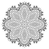 Dekorativ beståndsdel för design dekorativ elementtappning Royaltyfria Foton