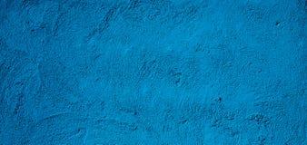 Dekorativ blå bakgrund för abstrakt Grunge Arkivbilder
