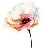Dekorativ blomma Royaltyfria Bilder