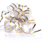 dekorativ bow Arkivbild