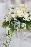 Dekorativ bröllopbukett Arkivfoto