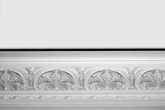 dekorativ cornice Royaltyfria Foton