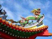 dekorativ drake Royaltyfri Bild