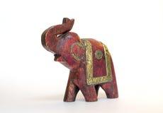 Dekorativ elefant Arkivbilder