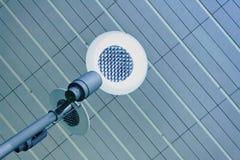 Dekorativ elektrisk lampa Royaltyfria Bilder