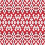 Dekorativ etnisk textil Royaltyfria Bilder