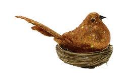 dekorativ fågel fotografering för bildbyråer