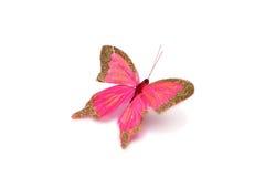 dekorativ fjäril arkivbilder