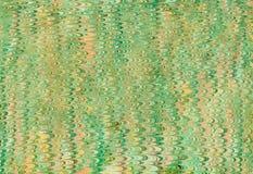 Dekorativ grön design för marmorpapper Royaltyfri Fotografi