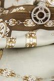 dekorativ hängescarf Royaltyfria Bilder