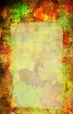Dekorativ höst Arkivbilder