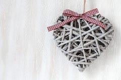 dekorativ hjärta Arkivfoto