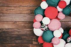 Dekorativ julkran Fotografering för Bildbyråer