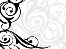 dekorativ kant Royaltyfria Foton