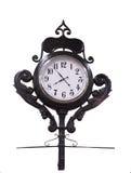 dekorativ klocka Fotografering för Bildbyråer