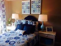 Dekorativ konst för sovrum Arkivfoton