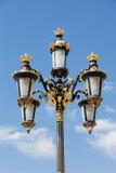 Dekorativ lampa Royaltyfria Bilder