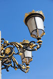 Dekorativ lampa Royaltyfria Foton