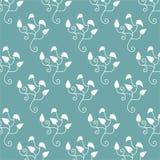dekorativ leaf royaltyfri illustrationer