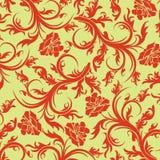 dekorativ modellvektor royaltyfri illustrationer