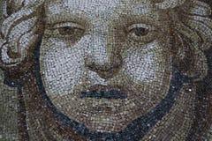 Dekorativ mosaik royaltyfri illustrationer