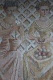 Dekorativ mosaik arkivfoton