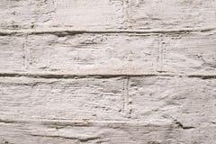 Dekorativ murbruk för bakgrund, tegelstenar Arkivfoto