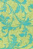 Dekorativ murbruktextur, dekorativ vägg, stuckaturtextur, dekorativ stuckatur arkivfoto