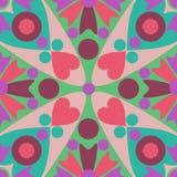 Dekorativ-Muster Lizenzfreie Stockbilder