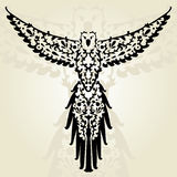 Dekorativ papegoja Royaltyfri Bild