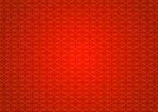 Dekorativ röd modellbakgrund för orientalisk tappning Royaltyfri Bild