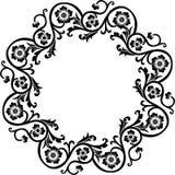 dekorativ ramvektor Royaltyfri Fotografi