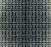 dekorativ retro tappningwallpaper för stil 1920 Fotografering för Bildbyråer