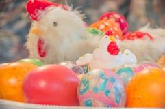 dekorativ rooster Royaltyfri Fotografi