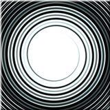 dekorativ seamless spiral textur för bakgrund Arkivfoto
