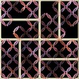 dekorativ seamless textur Royaltyfria Foton